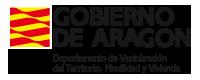 logotipo gobierno de aragon